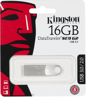 Flash Kingston 16GB USB 3.0