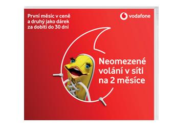 Predplacena Karta Na Volani Vodafone Cz