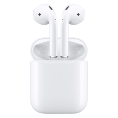 Apple AirPods, bílá