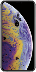 Apple iPhone XS 256GB, stříbrná