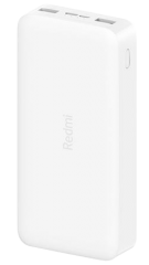 Powerbank Xiaomi Redmi 20000 mAh 18W Fast Charge Power (bílá)