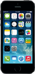 Apple iPhone 5s 16GB, vesmírně šedá