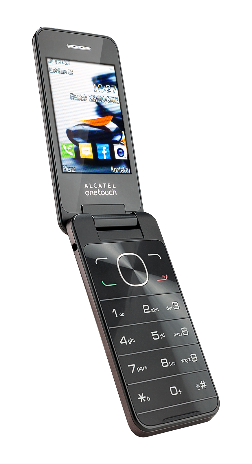 alcatel one touch flip phone user manual